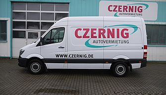 Mercedes-Benz Sprinter 316 lang